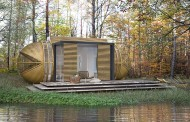 Drop XL cabin : Architecture modulable et durable