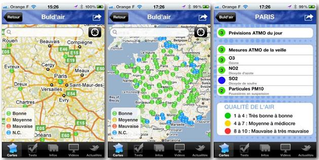 L'application eco-citoyenne Iphone de l'ADEME