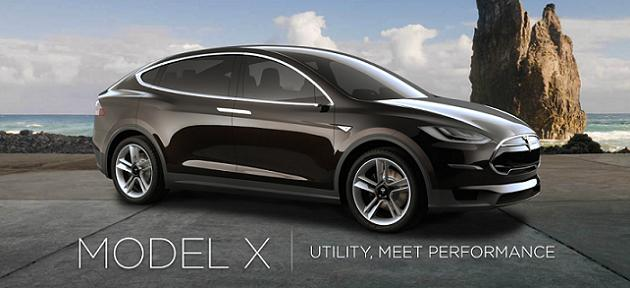 tesla model x une 7 places lectrique avec 400km d 39 autonomie. Black Bedroom Furniture Sets. Home Design Ideas