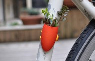 The Red Bike Planter, en vélo avec vos plantes