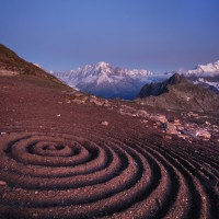Land Art par Sylvain Meyer