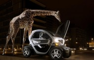 Renault Twizy ambiance Wild Style