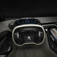 Peugeot Onyx habitacle conducteur