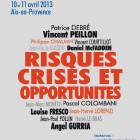 affiche table ronde arbois