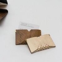 Wood Clutch - Sacs en bois - 5