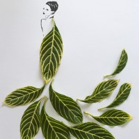 Fashion in Leaves 6