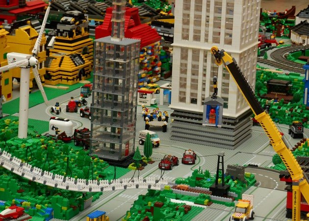 Comment Faire Une Ville Lego City Facile