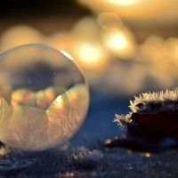 Frozen in a Bubble 3