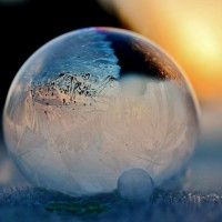 Frozen in a Bubble 6