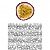 all-natural passionfruit
