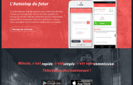 L'autostop sur mobile : rapide, simple et sans commission