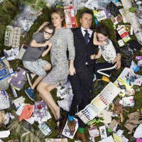 7 Days of Garbage par le photographe Gregg Segal