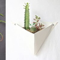 Origami Wall Planter par Jeff Barrett