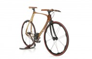 Carbon Wood Bike : Un vélo au design exceptionnel